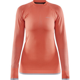 Craft ADV Warm Fuseknit Intensity Longsleeve Top Dames, trace/monument